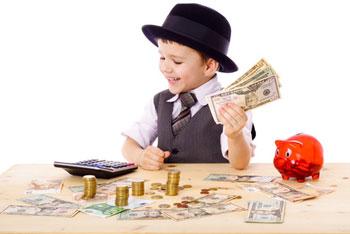 geld für kinder anlegen