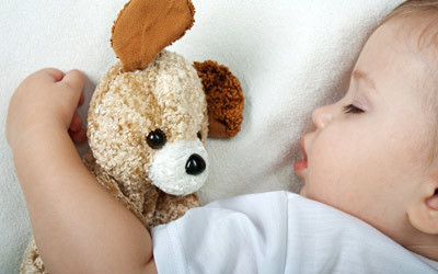 Gesunder Schlaf – wichtig für Babys