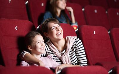 Mit dem Kind ins Kino in Wien