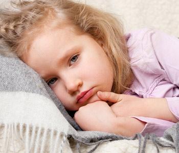 durchhalten bei krankheit
