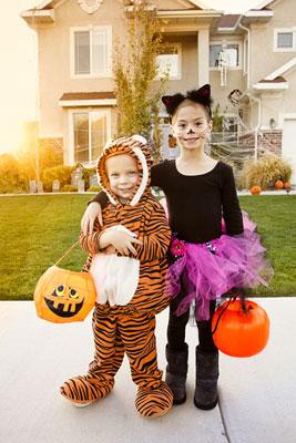 halloweenkostüme für kinder