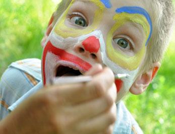 Kinder Fur Den Fasching Schminken Die Besten Tipps