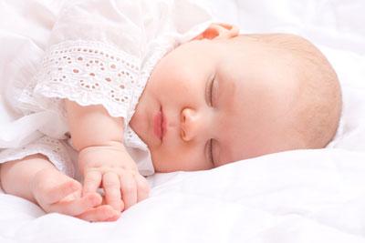gesunder schlaf baby
